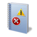 Windows 7 Event Viewer Icon