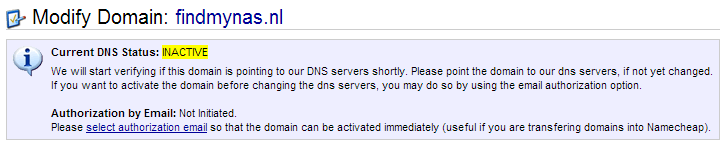 Resolve certificate error for Synology Diskstation part 2 of 4 (3/3)