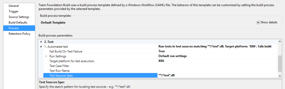 Execute xunit tests on hosted build controller (2/2)