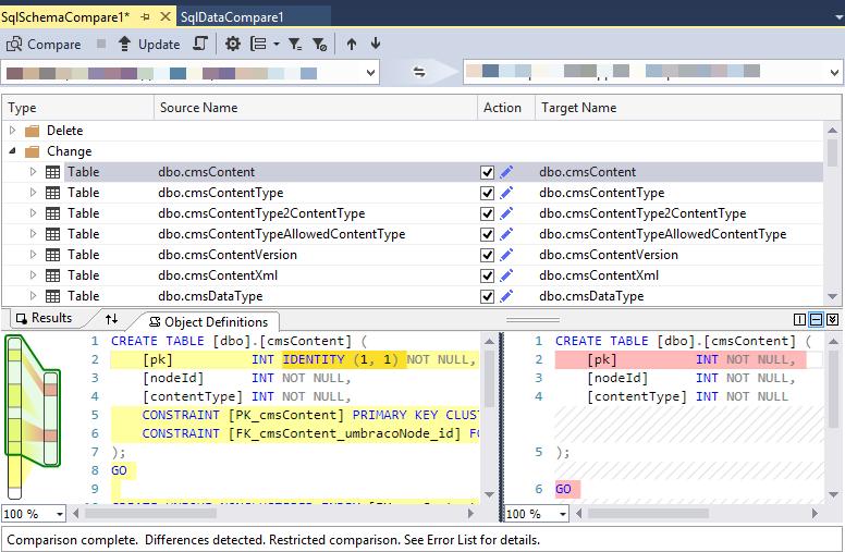 SQL Server Data Tools in Visual Studio 2013 (2/3)