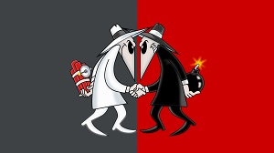 integration spy vs spy