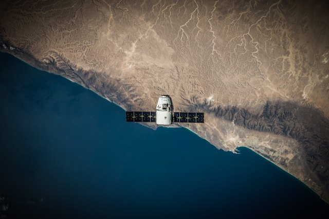 Image courtesy of spacex / unsplash.com