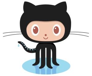 octocat logo from github